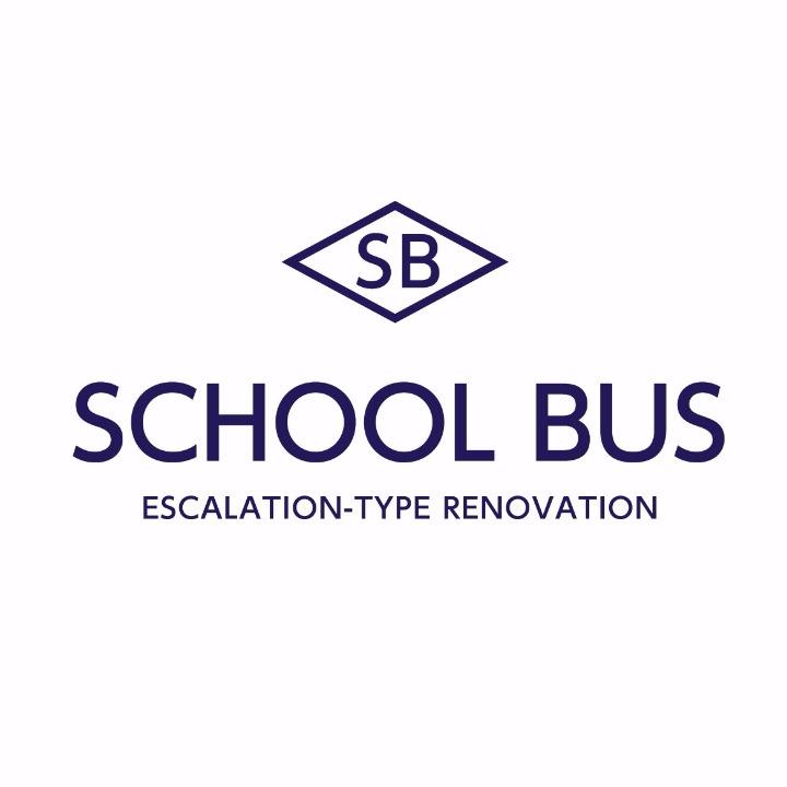 SCHOOL BUS リノベーション会社の画像