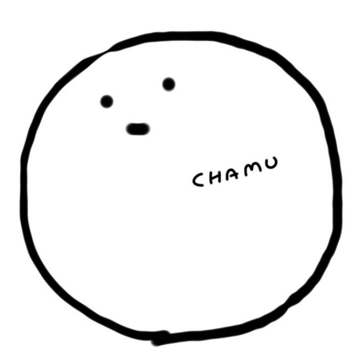 CHAMUの画像