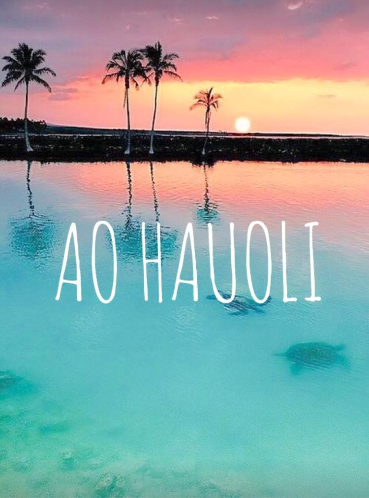 AO HAUOLIの画像
