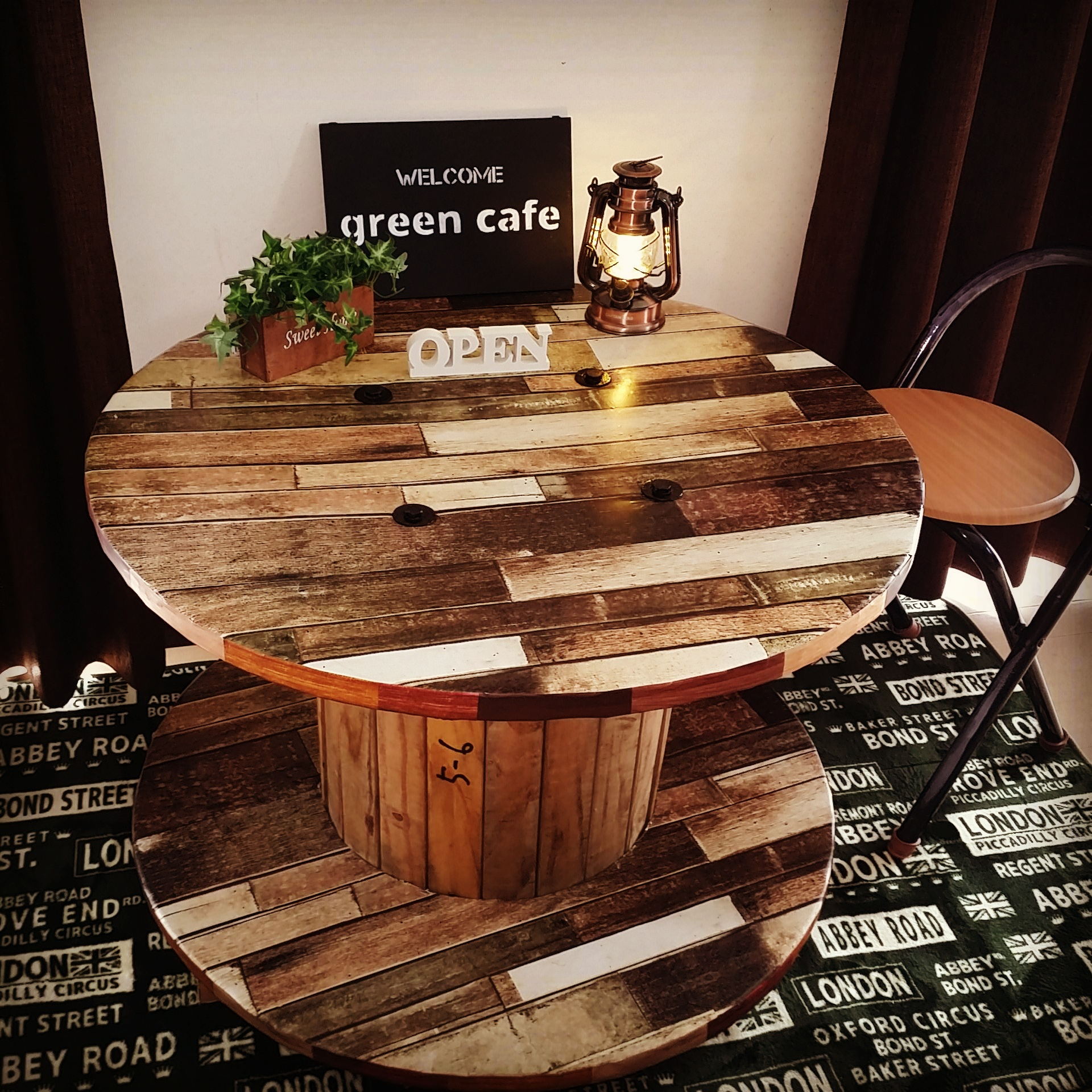 green cafeの画像