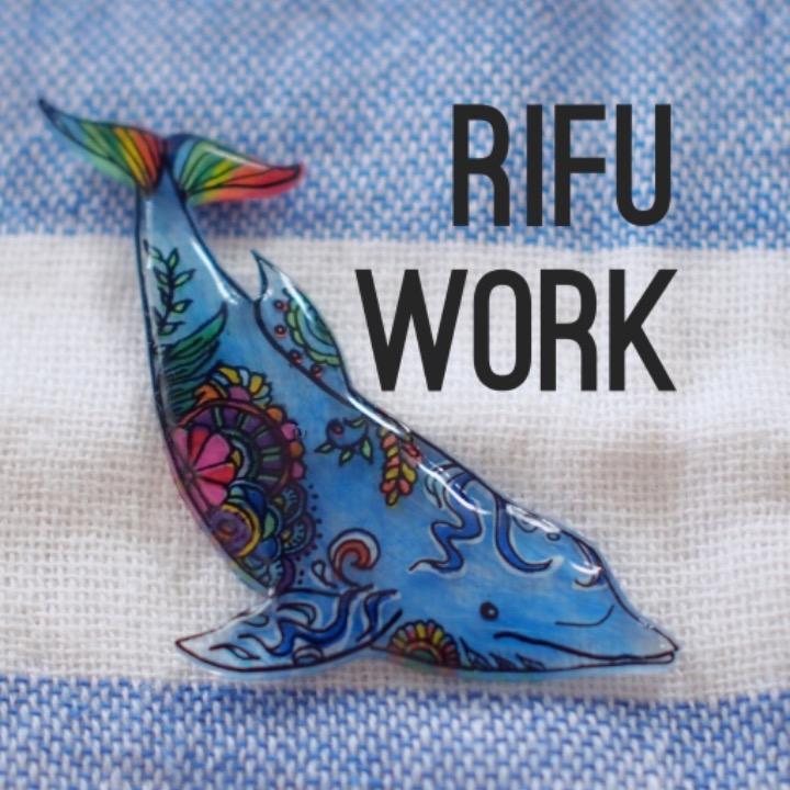RIFU WORKの画像