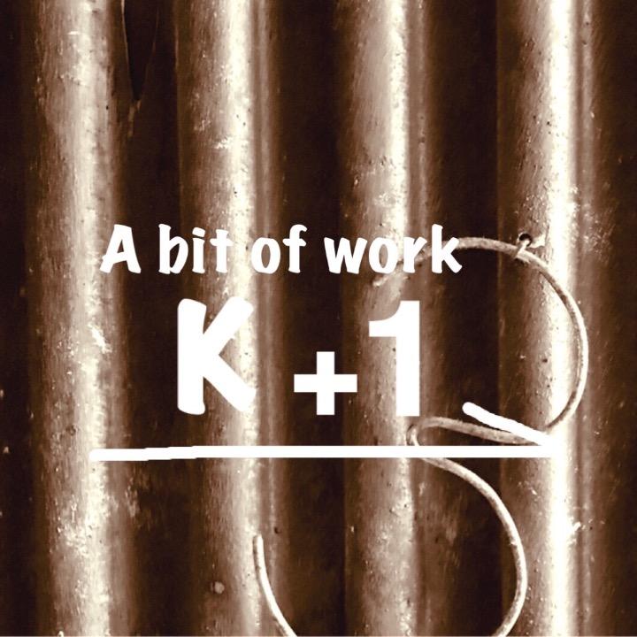 K+1の画像