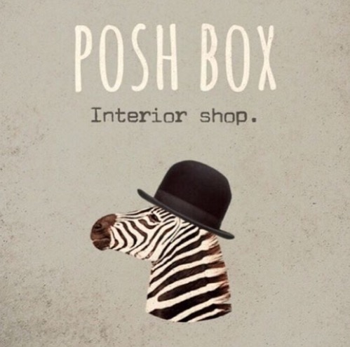 posh box interior shop.の画像