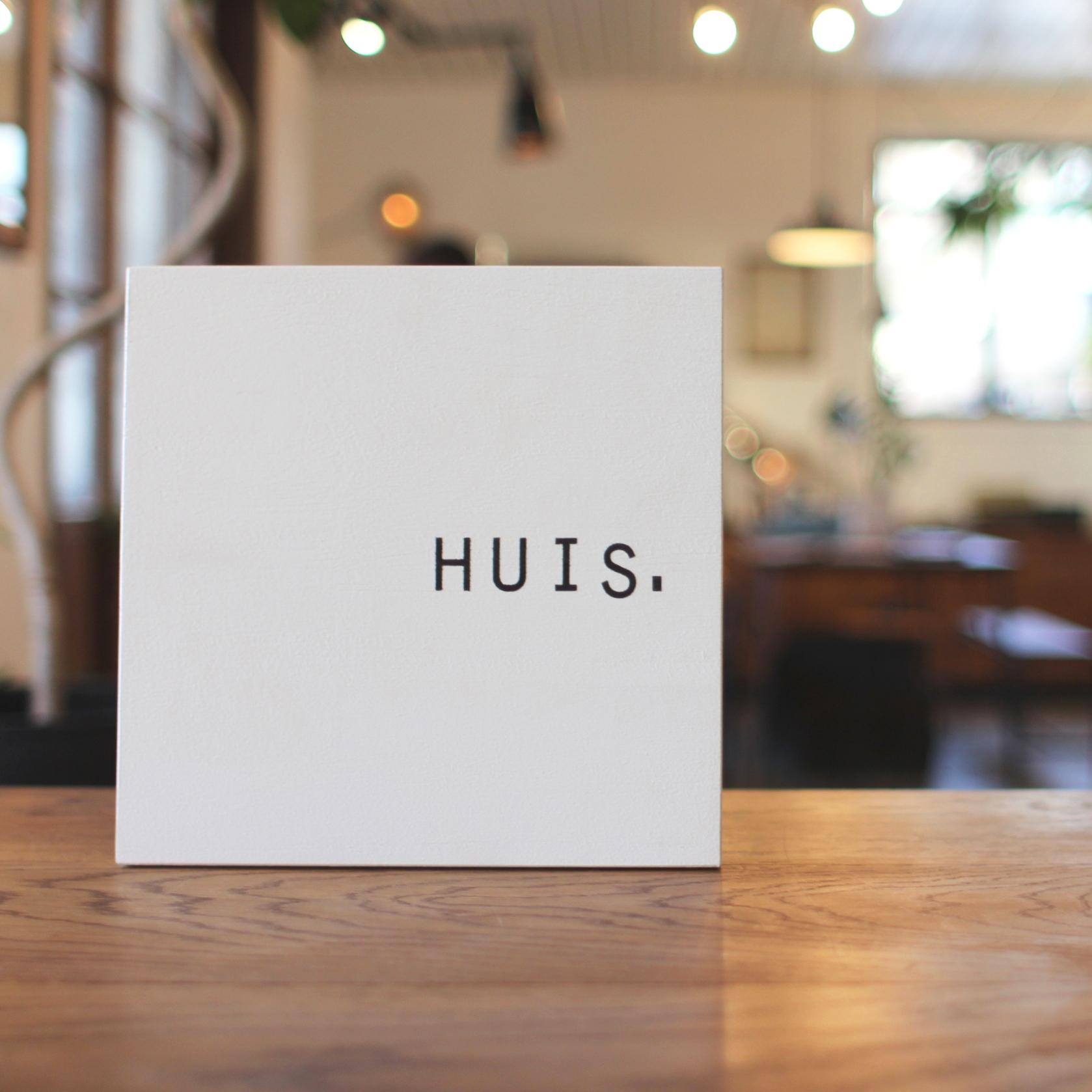 HUIS -ハウス-の画像