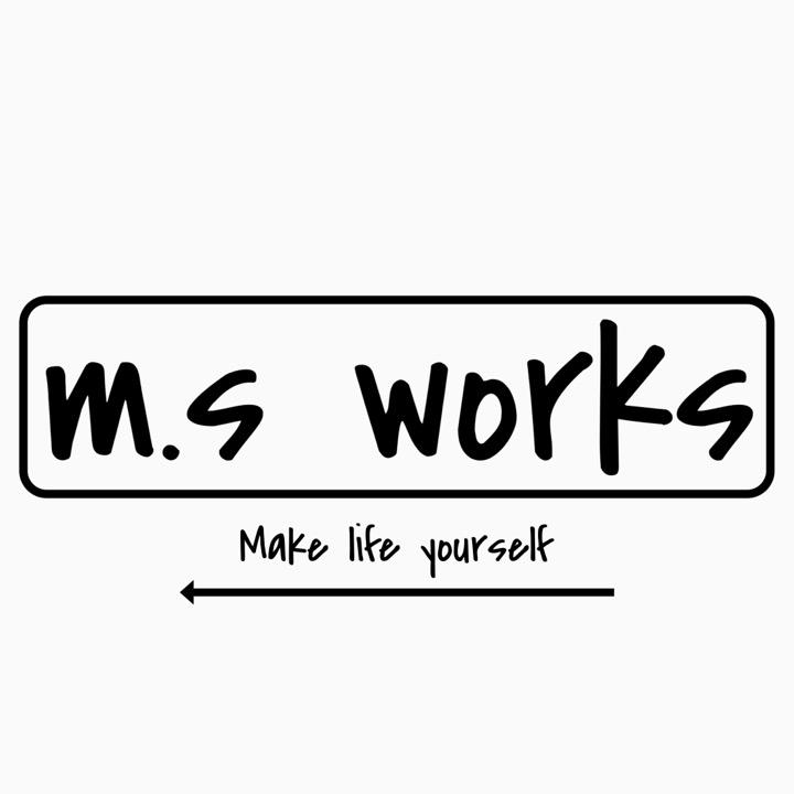 m.s worksの画像