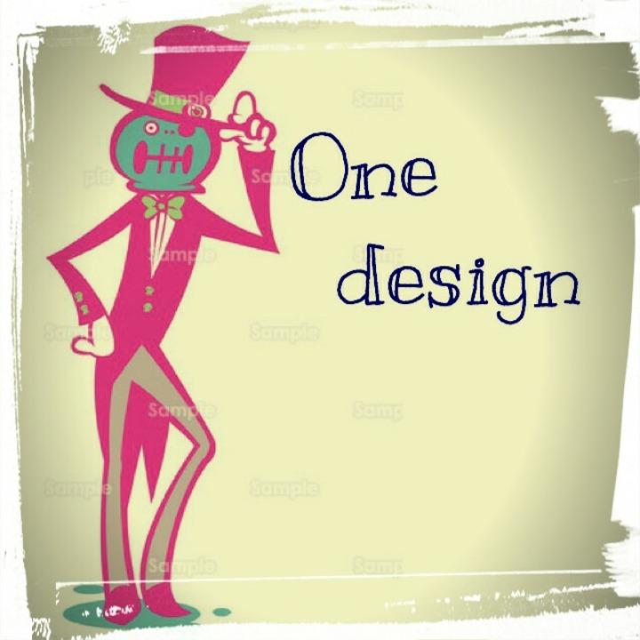 One designの画像