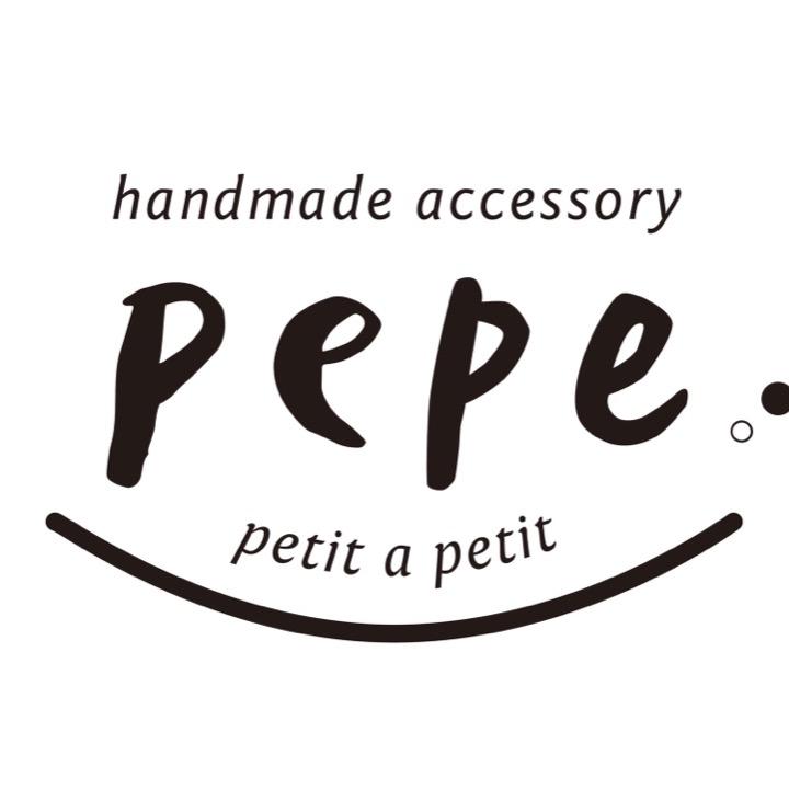 handmade accessory pepeの画像