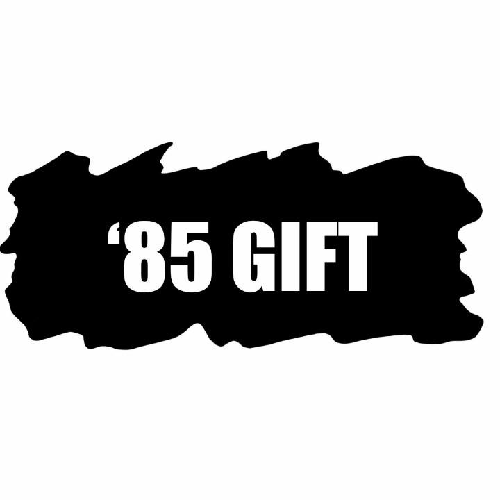 '85GIFTの画像