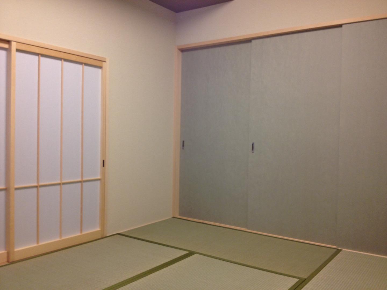 新調 襖 襖(ふすま)の張り替え、新調の価格表 山本襖店(大阪堺市)