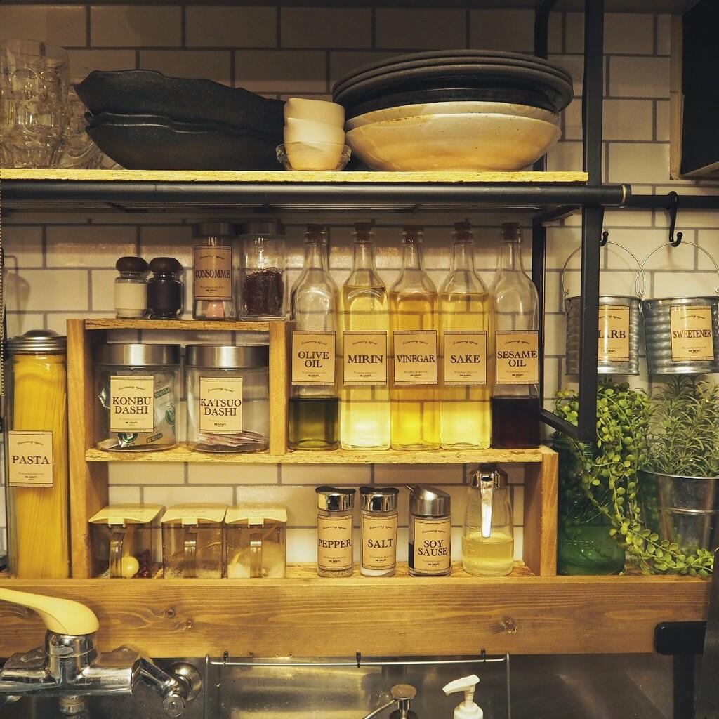 賃貸キッチンdiyリフォーム まるでお店のようなカフェ風に Limia リミア