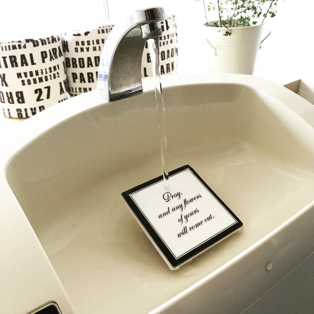 トイレ タンク 水