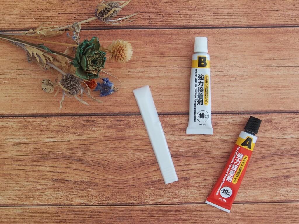 ダイソー 超強力接着剤でマグネットクリップを作ろう Limia リミア