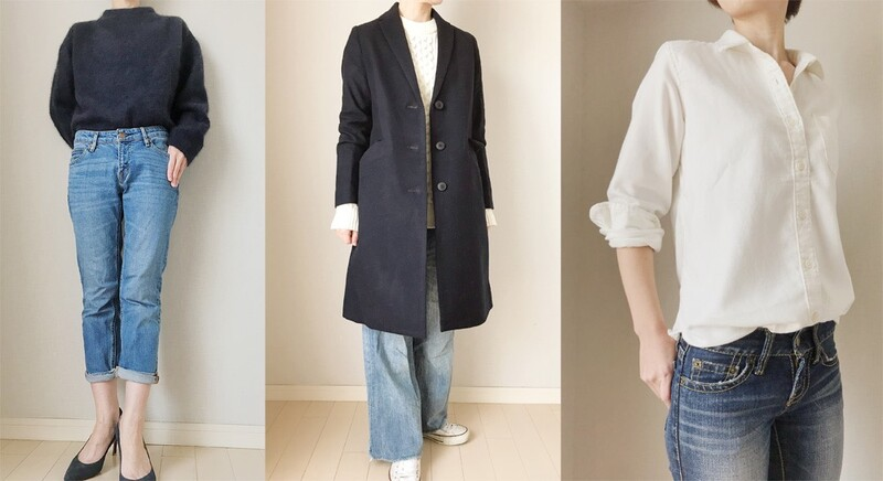 アパレル ニシムラさん ダウンジャケットを着用 約1万2900円