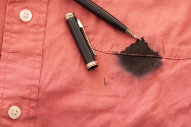 洋服 につい た ボールペン の 落とし 方
