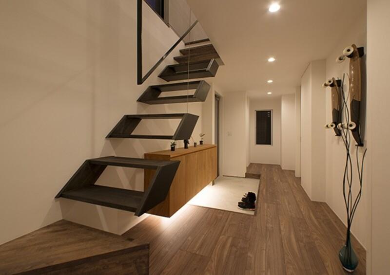 おしゃれで快適!最高の「階段」エリアをつくるアイデアまとめ ...