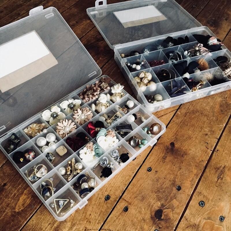 100均ケースが超便利!簡単にできる小物収納アイデア8選