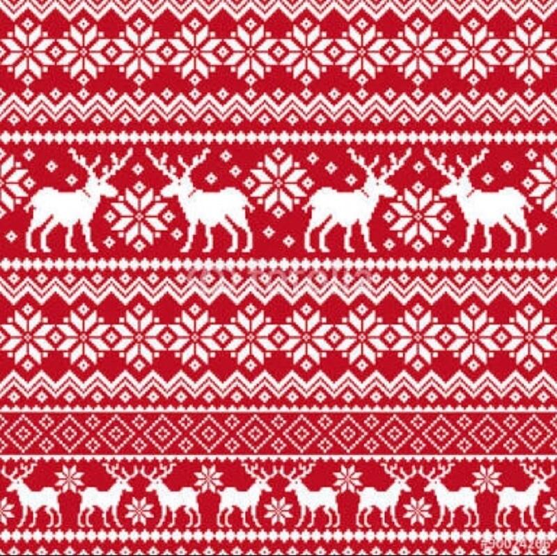 冬の定番【ノルディック柄】でほっこりあたたかい冬を過ごそう♪|limia リミア