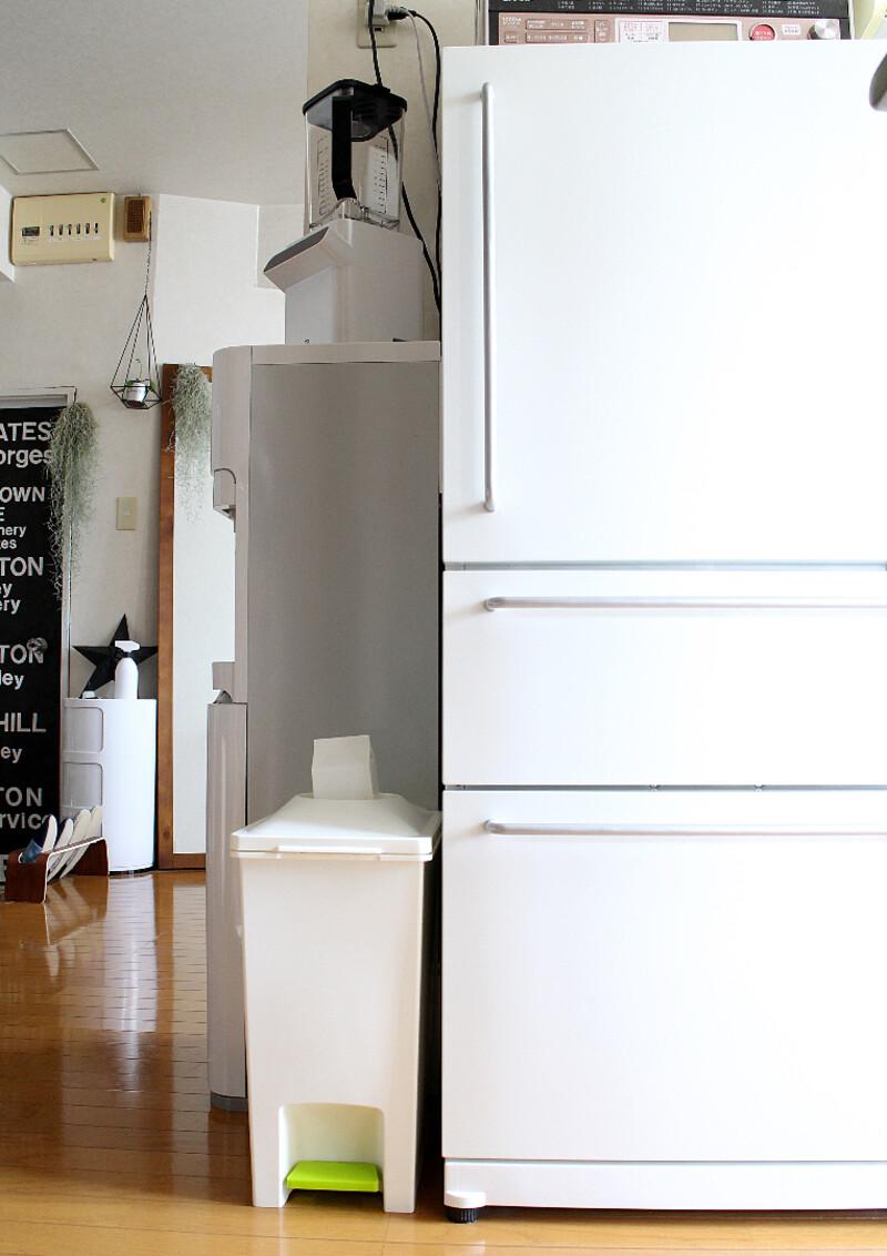 無印良品の冷蔵庫(270L)