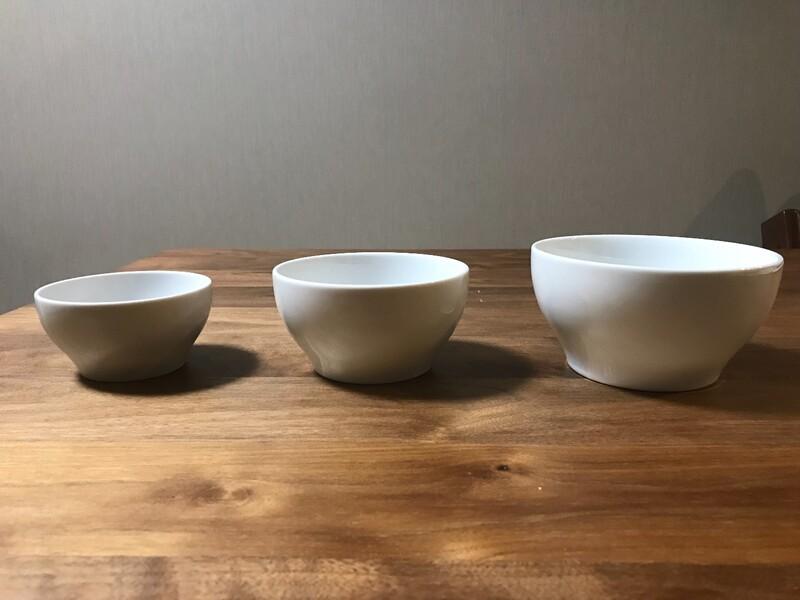 無印良品 MUJI 食器 ミニ ボウル 取り皿 スープ サラダ 小鉢 器 小皿 5個セット