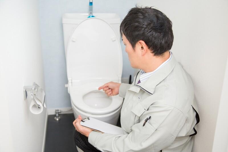 トイレの詰まり 重曹