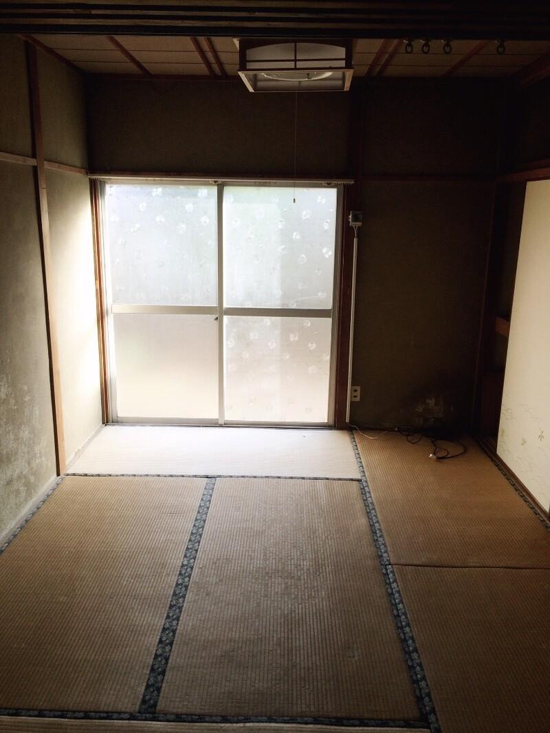 砂壁を漆喰 壁紙にチェンジ 和室から洋室へ Limia リミア