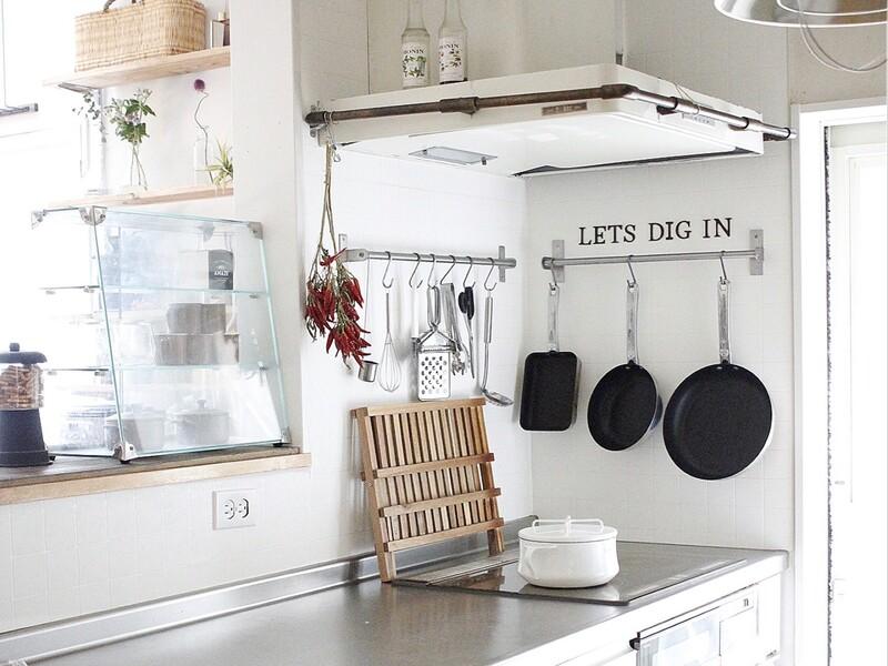 キッチンで大切なのは「使いやすさ」