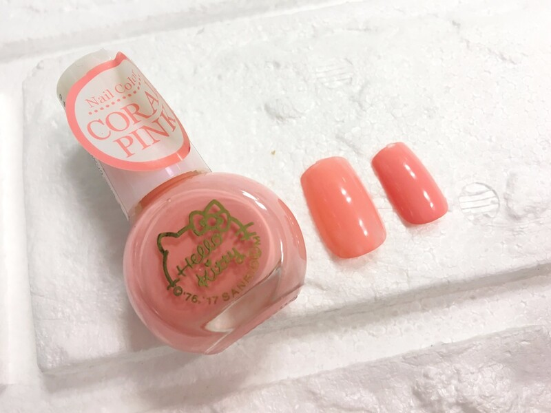 ②CORAL PINK