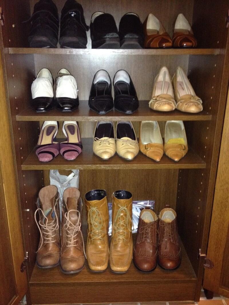 重曹 臭い 取り 靴