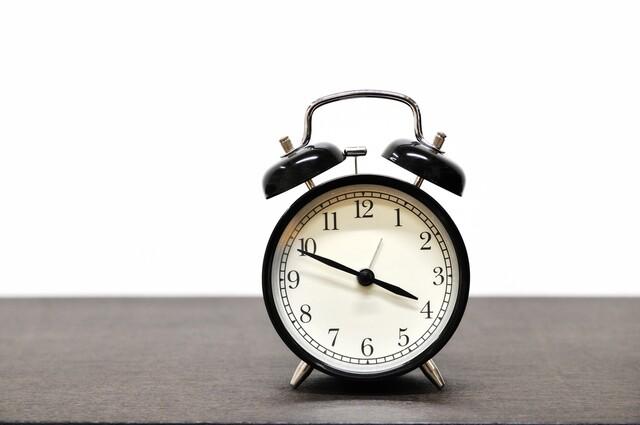 起き れる 目覚まし 時計 絶対