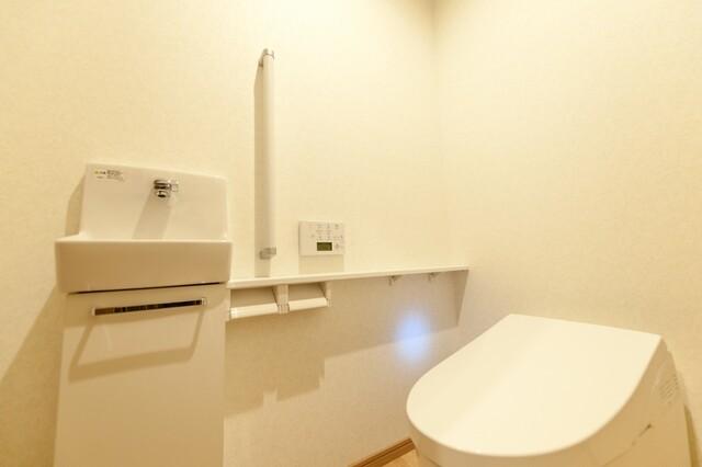 タンクレス トイレ メリット