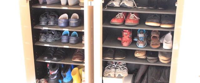 簡単】靴の収納アイデア5選!おしゃれな収納術や100均DIYなど