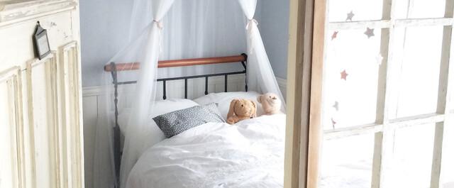 子供部屋をdiyでおしゃれに収納ベッドインテリアなどのアイデアを