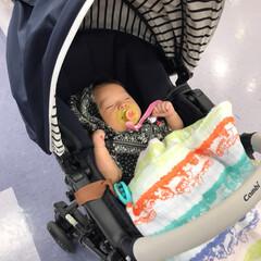 スヌーピー/買い物/ベビーザらス 昨日は孫ちゃんと一緒にお買い物。 敬老の…(3枚目)