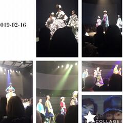 ファッション 専門学校卒業ファッションショー 三男とデ…