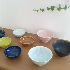 小鉢/茶碗/波佐見焼/波佐見焼き/和食器/食器 我が家でお気に入りの和食器。  美しい光…