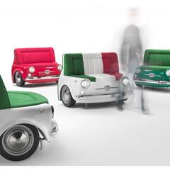 MERITALIA/フィアット50.../フィアット/ソファ イタリアを代表する自動車メーカー「フィア…