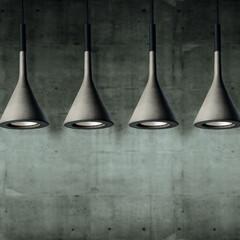 Foscarini/フォスカリーニ.../フォスカリーニ/照明/ペンダントライト 素材にコンクリートを使用したスタイリッシ…