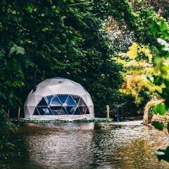 dome/ドーム/アウトドア/キャンプ/グランピングキャンプ/グランピングデザイン/... Glamping Dome  グランピン…(1枚目)