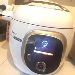 キッチン/キッチン家電/電気圧力鍋/電気圧力鍋おすすめ/電気圧力鍋のある生活 クックフォーミーで タタン風林檎ケーキを…(5枚目)