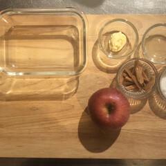 キッチン/キッチン家電/電気圧力鍋/電気圧力鍋おすすめ/電気圧力鍋のある生活 クックフォーミーで タタン風林檎ケーキを…(2枚目)