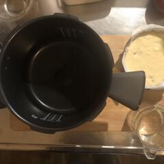 キッチン/キッチン家電/電気圧力鍋/電気圧力鍋おすすめ/電気圧力鍋のある生活 クックフォーミーで タタン風林檎ケーキを…(4枚目)