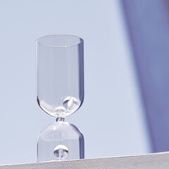インテリア/リビング/暮らし/リビングインテリア/おうち時間/ダイニング/... 音まで澄み切った 石英ガラス(水晶)のテ…(1枚目)
