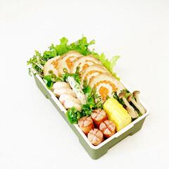 鶏ムネ肉/おべんとう/お弁当/みんなのお弁当 鶏ムネ肉ロール◎