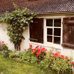 スイス/住まい/建築 【おばあちゃんの家】  前回のフォトのお…