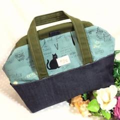 ねこ/ネコ/猫アレルギー/猫/ポーチ/バッグ/... 【過去作品】オリジナルニュームバッグの話…