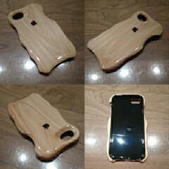 100均/セリア/生活雑貨/手作りアクセサリー 100均一ケースを木製カバーでフォロー …