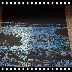 おうち時間の楽しみ方/函館夜景/スクラッチアート スクラッチアート10‼️  投稿77で、…(1枚目)