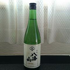 八海山/日本酒 久々に八海山 おいちかった🍶