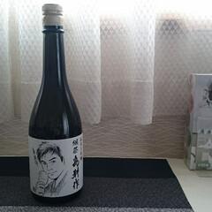 島耕作/獺祭/日本酒 獺祭と島耕作とのコラボ日本酒 たまたま購…