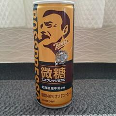 boss/缶コーヒー 北海道限定BOSS    白戸家のおとう…